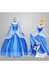 ディズニーDisneyシンデレラ(Cinderella) PRINCESS(プリンセス)シリーズワンピース ドレス cosplayコスプレ衣装 オーダーメイド アニメ版