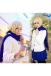 『Fate/Zero』(フェイト/ゼロ) Fate/stay night (フェイト/ステイナイト) セイバー(Saber) コスプレ衣装 セイバー冬服 日常服