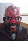スター・ウォーズ  ダースモール マスク STARWARS darth maul コスプレマスク パーティーマスク ハロウィン スターウォーズ