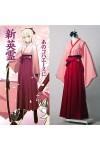 Fate/GrandOrder(FGO) 沖田総司 桜セイバー コスプレ衣装 着物