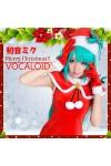 VOCALOID V家 初音ミク 巡音ルカ  クリスマス衣装 ついに入荷した