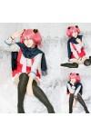 一月新番 中二病でも恋がしたい! 七宮智音(しちみや さとね)風 コスプレ衣装 制服 コスチューム