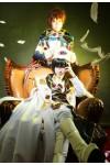 Cosplay反逆のルルーシュ ルルーシュ.ランペルージ 皇帝風 コスプレ衣装