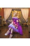 夢王国と眠れる100人の王子様 夢100 トルマリ  蝶夜会への招待 トルマリ 夜会の姫妖精 洋服 コスプレ衣装
