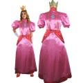 コスプレ衣装販売スーパーマリオブラザーズプリンセストーズトゥールピーチ衣装