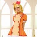 VOCALOID 恋色病棟 鏡音リン 看護士服 ナース服 コスプレ衣装