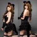 猫スタイル セクシー系制服 4点セット衣装