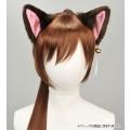 棗鈴の猫耳&鈴リボンセット [リトルバスターズ!]