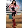 海賊風 ペアルック 女性用 セクシーコスチューム衣装