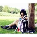 シャイニング・ハーツ 白刃の氷剣姫 ハヤネ・フブキ コスプレ衣装