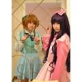 カードキャプターさくら 桜(さくら)風 コスプレ衣装