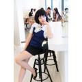 Working!! (WORKING!!) 白藤杏子 (しらふじきょうこ) コスプレ公式服 コスチューム