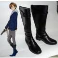 コスプレ靴ブーツ 『絶園のテンペスト』 滝川 吉野(たきがわ よしの) コスプレ靴