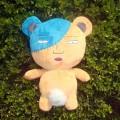 コスプレ道具-小物『貧乏神が』紅葉(もみじ)の熊谷(くまがい)ぬいぐるみ-人形