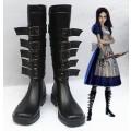 アリスマッドネス リターンズ(Alice: Madness Returns)公式服 コスプレ靴