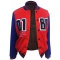 ヒプノシスマイク -Division Rap Battle- 山田 一郎 コスプレ衣装 赤色ジャケット