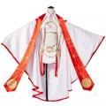 Fate/Grand Order アイリスフィール 天の衣 コスプレ衣装 クリスマス ハロウィン イベント仮装  コスチューム