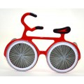 パーティー用変装メガネ バイク系メガネ 面白い眼鏡