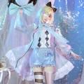 アリス・イン・ワンダーランド アリス コスプレ衣装 コスプレ衣装 コスチューム cosplay