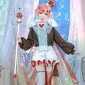 アリス・イン・ワンダーランド 赤の女王 コスプレ衣装 コスチューム cosplay