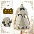 カードキャプターさくら 木之本 桜(きのもと さくら) 洋服 コスプレ衣装 ロリータ風