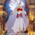 【在庫品】loveliveラブライブ!踊り子編 アラビア風 ドレス 西木野真姫にしきのまき人気ドレス コスプレ衣装