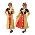 Cosplay不思議の国のアリス ハートクイーン(ハート)風コスプレ衣装