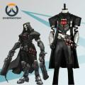 Overwatch オーバーウォッチ  OW リーパー Reaper 黑 ゲーム コスチューム 髑髏 コスプレ衣装