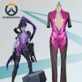 Overwatch オーバーウォッチ  OW ウィドウメイカー アメリ・ラクワ コスプレ衣装