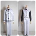 ヴァンパイア騎士 玖蘭 枢(くらん かなめ) 黒主学園 夜間部(ナイト·クラス) 男子の制服 コスプレ衣装