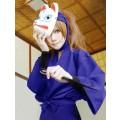 忍たま乱太郎 忍術学園 5年生 鉢屋三郎(はちや さぶろう) コスプレ衣装