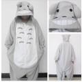 コスプレ衣装 宮崎駿 となりのトトロ パジャマ着ぐるみコスチューム