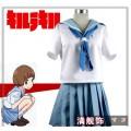 キルラキル KILL la KILL 満艦飾マコ(まんかんしょく マコ) コスチューム  変装 高品質コスプレ衣装