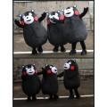 KUMAMON 熊本熊 くまモン イベントの缘起物 歩きやすいクマ人形舞台 コスチューム