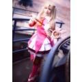 Fate/kaleid liner プリズマ☆イリヤ イリヤ戦闘服 コスプレ衣装