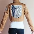 進撃の巨人attack on titan 調査兵団制服コート コスプレ衣装