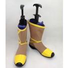 コスプレ靴 ブーツ 偽物語 憑物語(ツキモノガタリ) 斧乃木余接 おののきよつぎ コスプレ靴