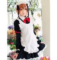 僕は友達が少ない 楠幸村 メイド服 コスプレ衣装