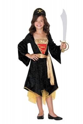 ハロウィン 衣装 キッズ 海賊少女 ハロウィン・コスチュームコスプレ衣装子供服・子供用