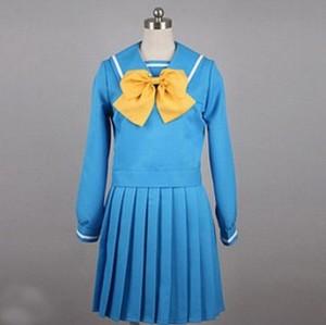 ときめきメモリアル4 星川 真希(ほしかわ まき) 高校女子制服 セーラー コスプレ衣装