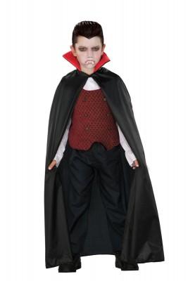 ヴァンパイアマント ハロウィン 衣装 仮装 子供用 ハロウィン コスチューム コスプレ(男の子)