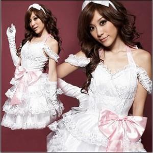 デラックス プリンセスライン 洋服 イブニングドレス パーティー ステージ衣装 コスチューム