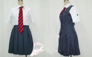 Cosplay衣装 とある科学の超電磁砲 重福省帆 女子制服 コスプレ衣装