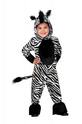 ハロウィン 衣装 仮装 子供用 活発で可愛いシマウマ ハロウィン コスチューム コスプレ(男の子)