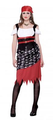 ハロウィーン 衣装  パーティー ハロウィン・コスチューム 女パイレーツオブカリビアン衣装 コスプレ衣装