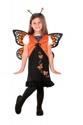 ハロウィン衣装 子供用 ガール 蝶々プリンセス ドレス コスチューム