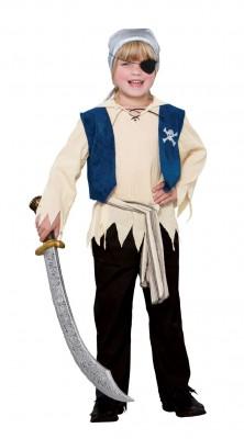 パイレーツ・オブ・カリビアン  子供用 ハロウィン 衣装 コスプレ コスチューム 海賊 衣装(男の子)