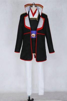 ノブナガ・ザ・フール NOBUNAGA THE FOOL オダ・ノブナガ 風  コスプレ衣装