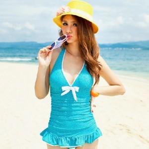 2013新作レデイース水着 ワンピース 女性美しいシルエット