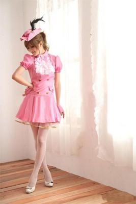 ロンドン 貴族お姫様ドレス プリンセスライン セクシーメイド制服 コスチューム